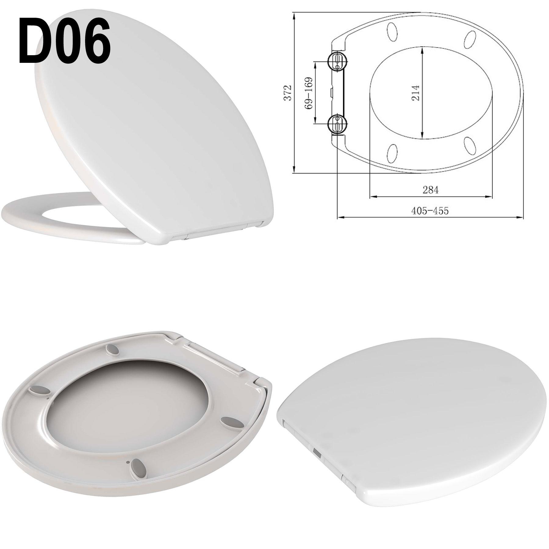 design klodeckel toilettensitz wc sitz absenkautomatik led kunststoff weiss top ebay. Black Bedroom Furniture Sets. Home Design Ideas