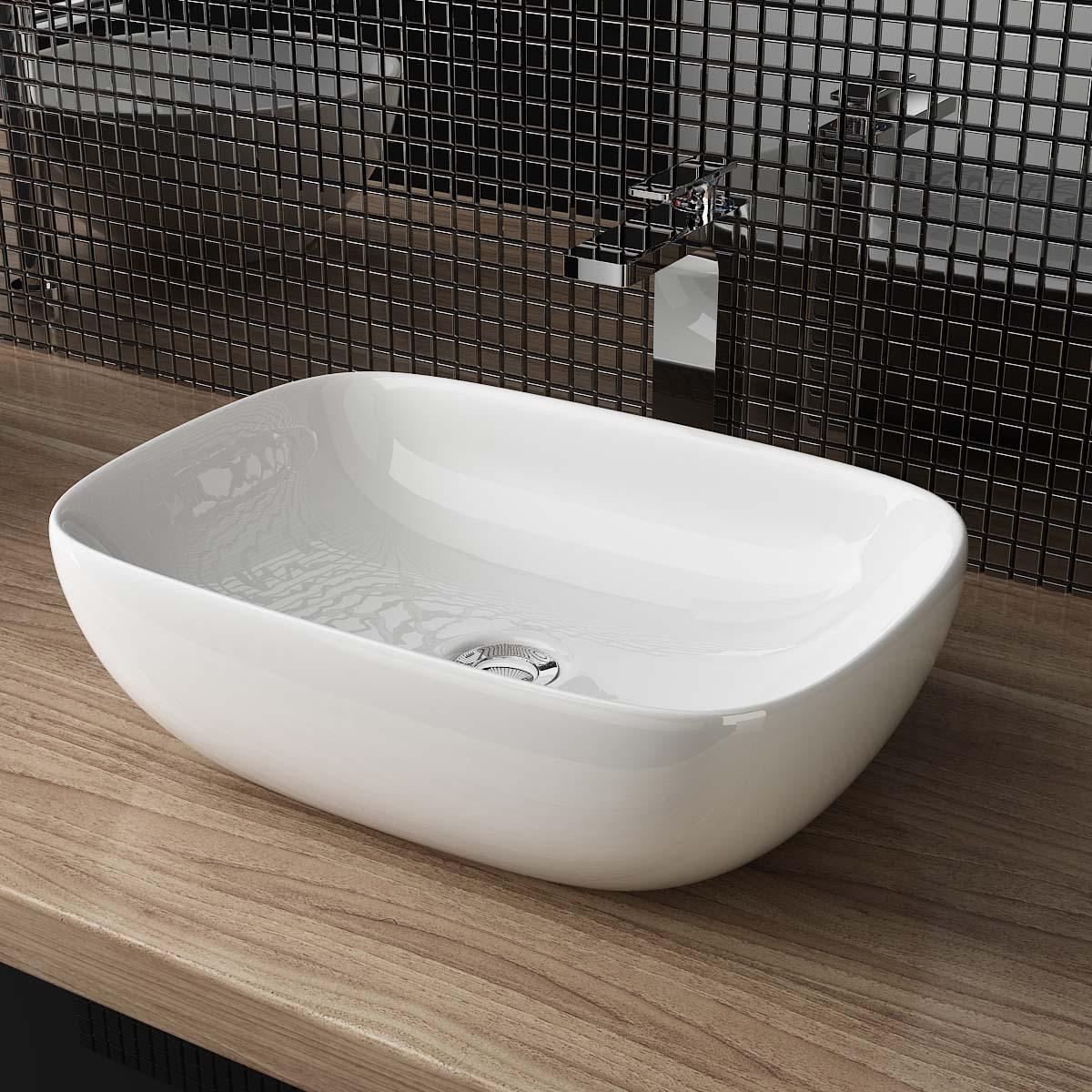 design keramik aufsatzwaschbecken handwaschbecken. Black Bedroom Furniture Sets. Home Design Ideas