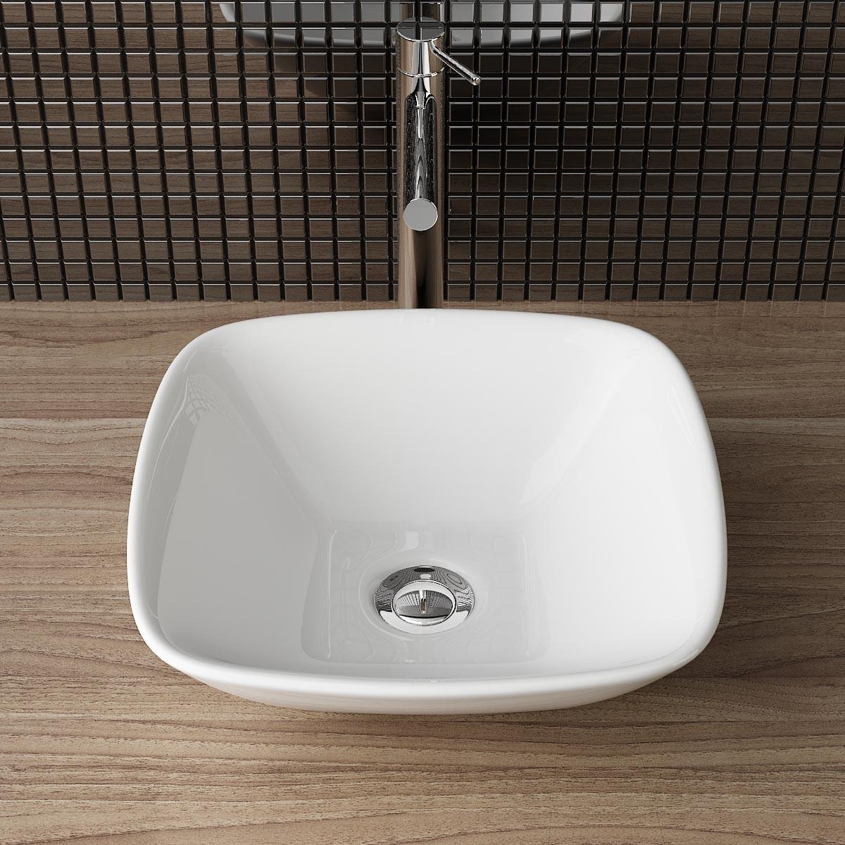design keramik aufsatzwaschbecken waschschale. Black Bedroom Furniture Sets. Home Design Ideas