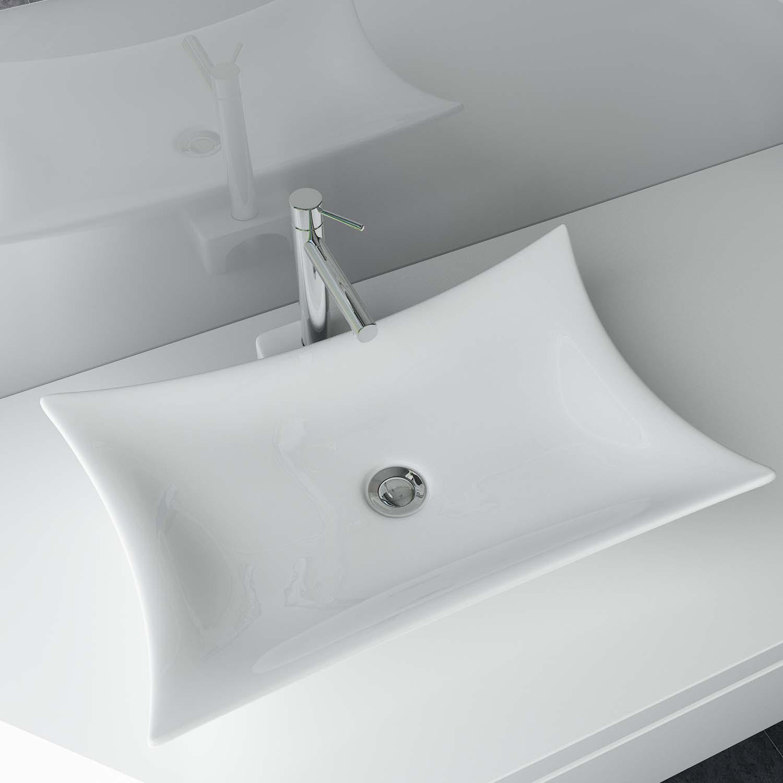 design keramik handwaschbecken aufsatzbecken waschbecken. Black Bedroom Furniture Sets. Home Design Ideas