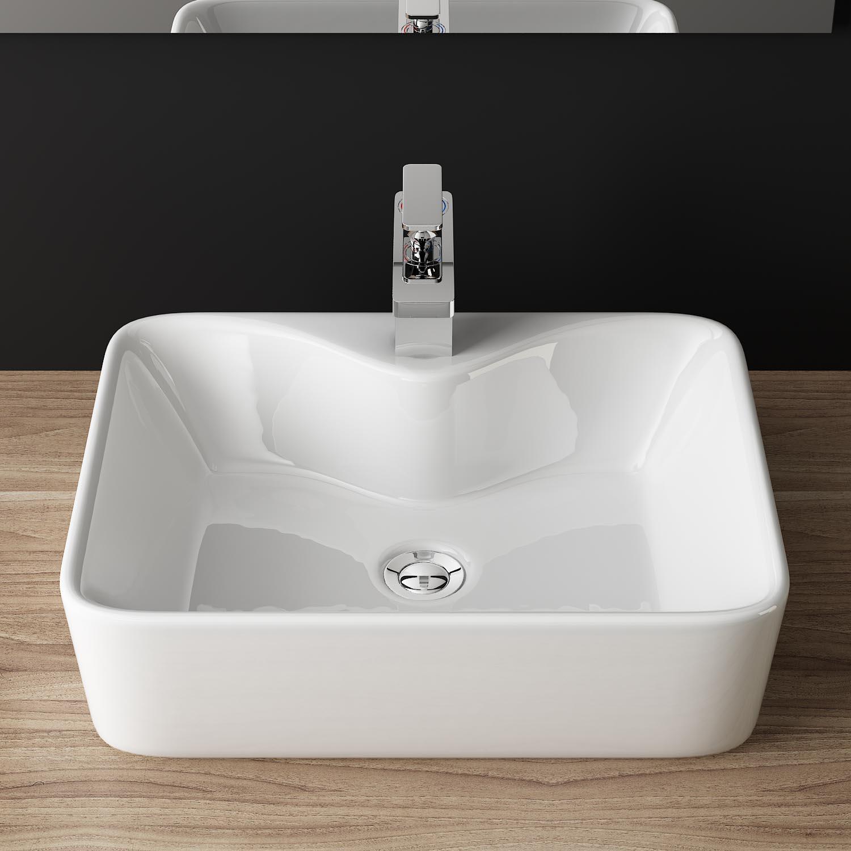 design keramik aufsatzwaschbecken tisch handwaschbecken. Black Bedroom Furniture Sets. Home Design Ideas